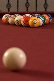 Billiard (slå samman), klumpa ihop sig Royaltyfri Bild