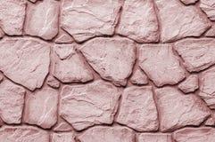 En uppsättning av stentexturer av olika färger Kulör bakgrundstextur av stenar Arkivbilder