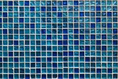 En uppsättning av den mosaiska väggtegelplattan Royaltyfri Fotografi