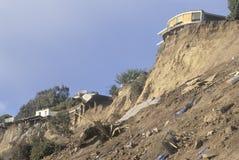 En utgångspunkt i Pacific Palisades, Arkivbild