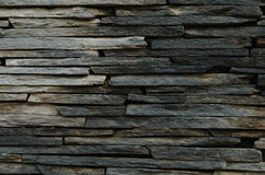 En vägg av stenen Royaltyfri Foto