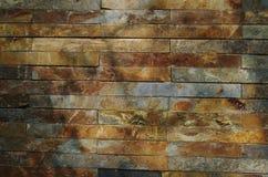 En vägg av stenen Fotografering för Bildbyråer