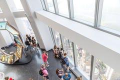 En världsobservatorium i New York Royaltyfria Foton