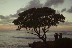 En vacances vers Hawaï Photo libre de droits