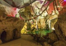 En Venus Grotto fotos de archivo libres de regalías
