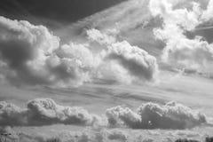 En vid liv himmel eller ett himla- liv Fotografering för Bildbyråer