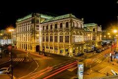 En Viena Foto de archivo libre de regalías