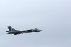 En Vulcan bombplan Arkivfoto