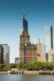 En World Trade Center Arkivfoto