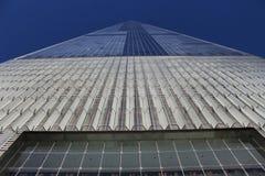 En World Trade Center, Manhattan New York City Royaltyfria Bilder
