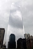 En World Trade Center New York City Royaltyfri Bild