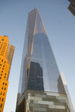 En World Trade Center - New York City, Manhattan Arkivbild