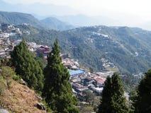 En y alrededor de Shimla Imagen de archivo libre de regalías