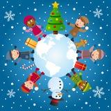 En zo is dit Kerstmis Royalty-vrije Stock Afbeelding