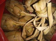 ketupat royalty free stock photo