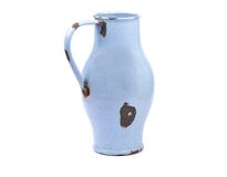 Enamel jug Royalty Free Stock Images