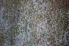 Enamelled wood. Texture of an old enamelled wood Stock Photos