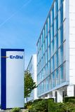 EnBW main offices in Stuttgart,Germany Royalty Free Stock Photos