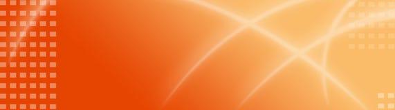 Encabeçamento/bandeira abstratos do Web Imagens de Stock