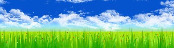Encabeçamento/bandeira do Web Fotografia de Stock