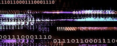 Encabeçamento do Internet Fotografia de Stock