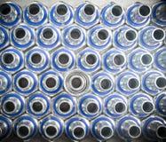 Encaixes hidráulicos do metal Imagem de Stock