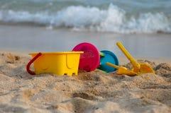 Encalhe brinquedos Foto de Stock Royalty Free