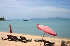 Encalhe em Tailândia Fotografia de Stock