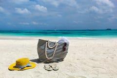 Encalhe férias foto de stock royalty free