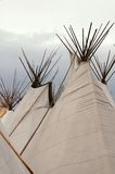 Encampment Stock Image