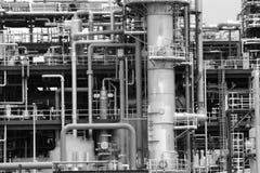 Encanamento industrial Foto de Stock