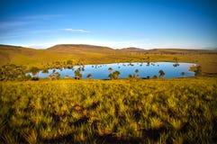 Encantada de Laguna Imagem de Stock