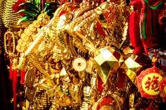 Encanto de boa sorte chinês Imagem de Stock Royalty Free