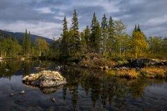 Encanto del norte Imagen de archivo libre de regalías