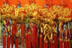 Encantos chineses Foto de Stock