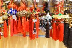 Encantos de Lucky Chinese Foto de archivo libre de regalías