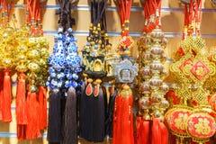 Encantos de Lucky Chinese Imágenes de archivo libres de regalías