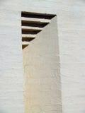 encastrement Briques plâtrées Photo libre de droits