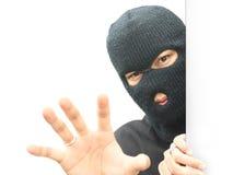 Encavateur de voleur Photos libres de droits