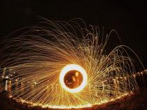 Encendí un fuego con el amor que usted dejó detrás Imagen de archivo