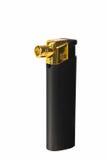 Encendedor del tubo Imagenes de archivo