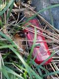 Encendedor disponible abandonado Fotos de archivo libres de regalías