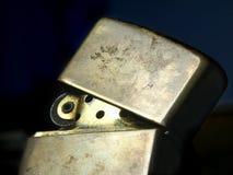 Encendedor I de Zippo Fotografía de archivo libre de regalías