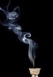 Encens brûlant Photo stock