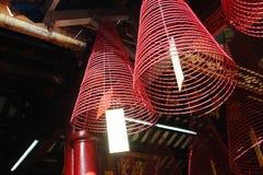 Encens de temple Images stock