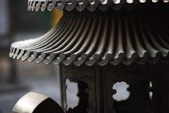 Encensoir de cuivre Images libres de droits