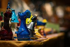 Encensoir en céramique photographie stock