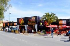 Enchados Monchique di Feira Fotografie Stock