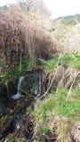 Faery springs. Enchanted faery mountain magic springs Royalty Free Stock Photos