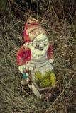 Enchanted Garden Plot. In an Enchanted Garden Plot Royalty Free Stock Images